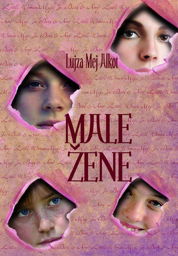 MALE ŽENE - Lujza Mej Alkot | 3D+