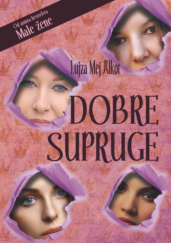 DOBRE SUPRUGE - Lujza Mej Alkot | 3D+